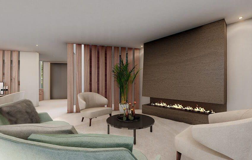 6 bedroom villa Monte Rei Golf beach Eastern Algarve luxury contemporary  (5)