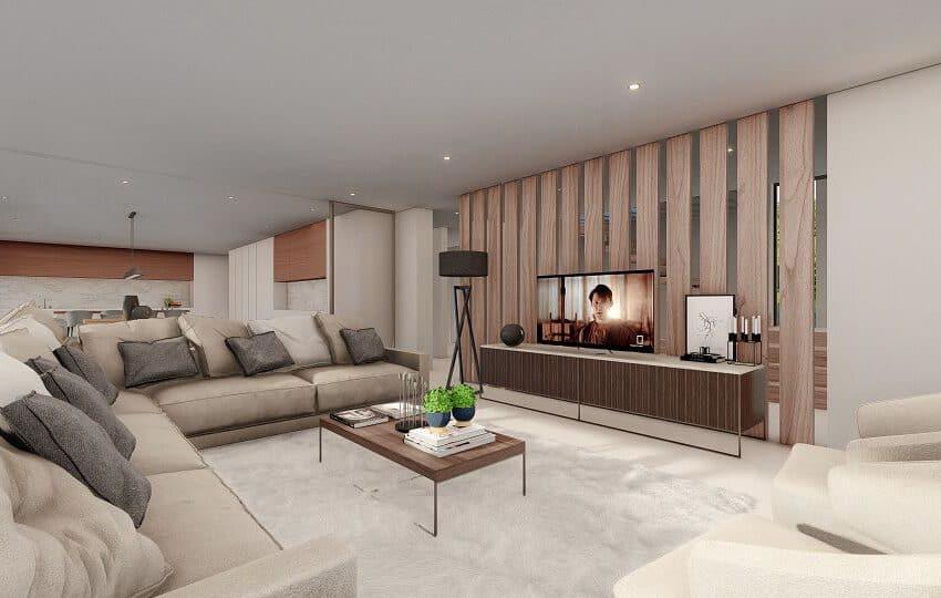 6 bedroom villa Monte Rei Golf beach Eastern Algarve luxury contemporary  (6)
