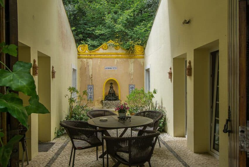 B&B Colares Sintra Lisbon beach quinta pool guesthouse (9)