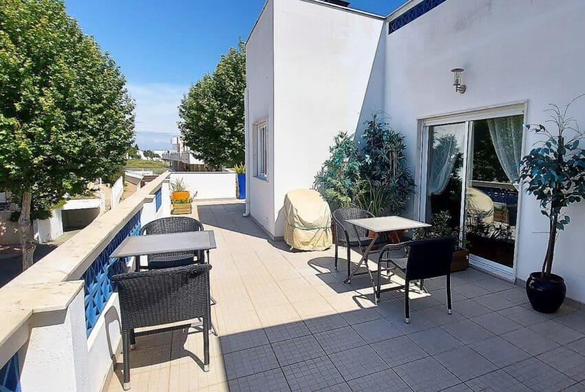 3 bedroom apartment topfloor Santa Luzia Tavira beach golf East Algarve Barril swimming pool (10)
