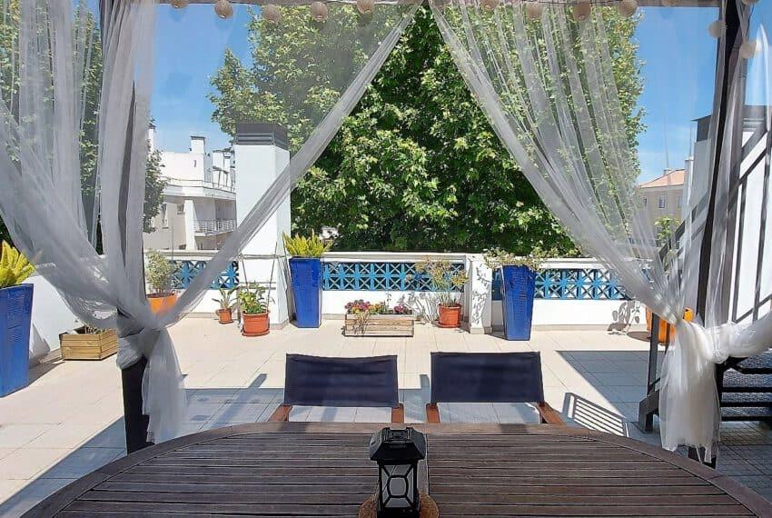 3 bedroom apartment topfloor Santa Luzia Tavira beach golf East Algarve Barril swimming pool (15)