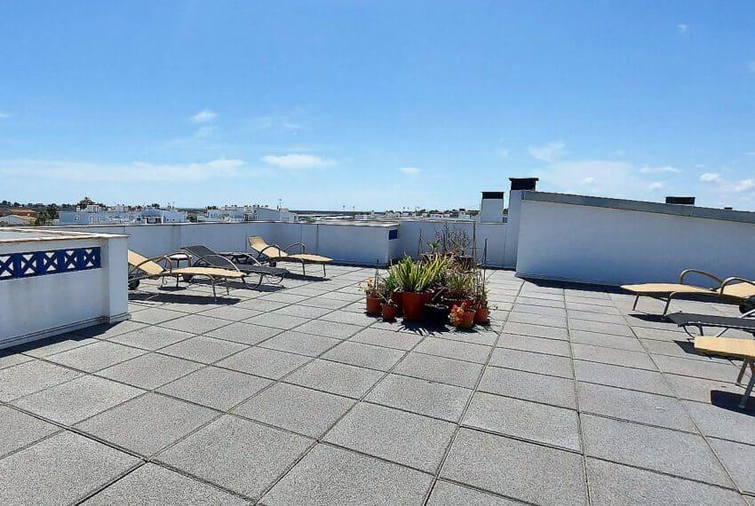 3 bedroom apartment topfloor Santa Luzia Tavira beach golf East Algarve Barril swimming pool (17)