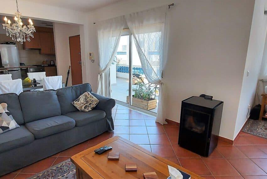 3 bedroom apartment topfloor Santa Luzia Tavira beach golf East Algarve Barril swimming pool (9)