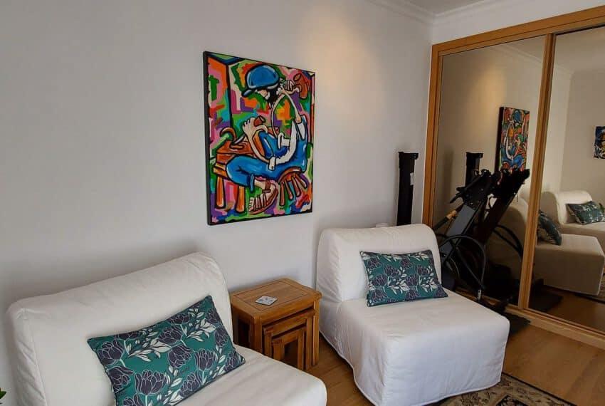 topfloor apartment 3 bedrooms pool beach Barril golf Santa Luzia Tavira East Algarve (18)