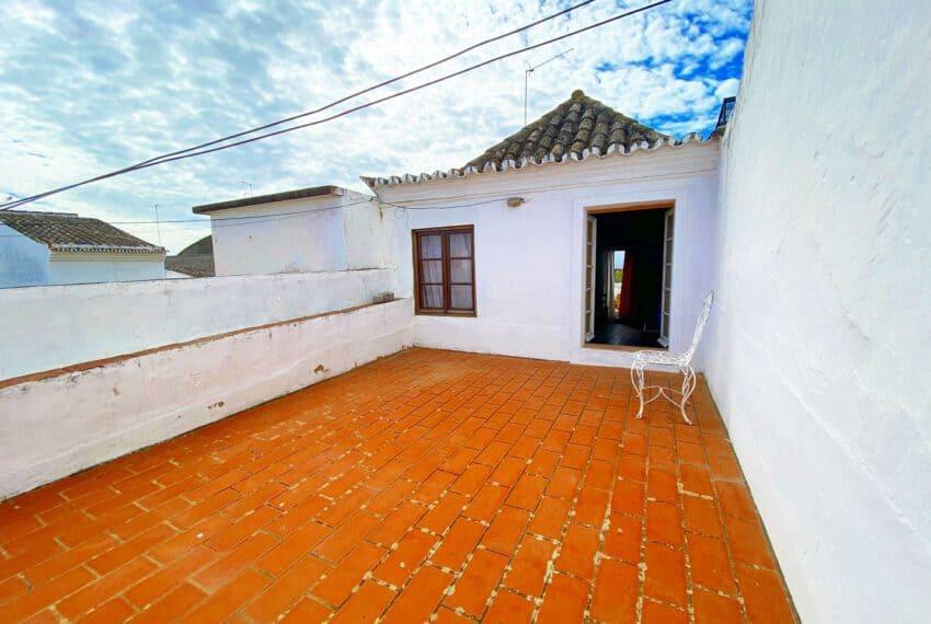 townhouse for renovation center Tavira East Algarve beach golf (17)