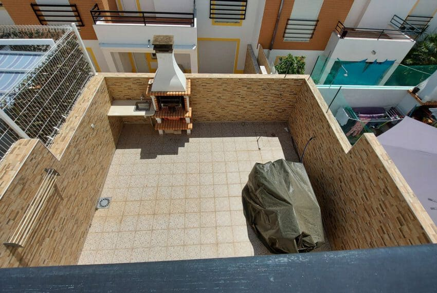 2 bedroom townhouse Tavira sea views center beach East Algarve golf (15)