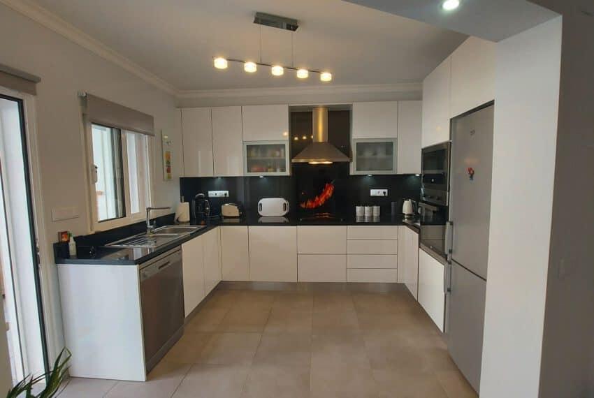 2 bedroom apartment with backyard Tavira center beach Gold East Algarve (11)