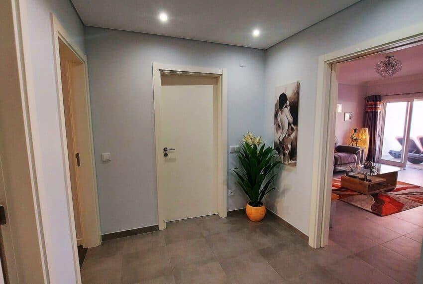 2 bedroom apartment with backyard Tavira center beach Gold East Algarve (12)