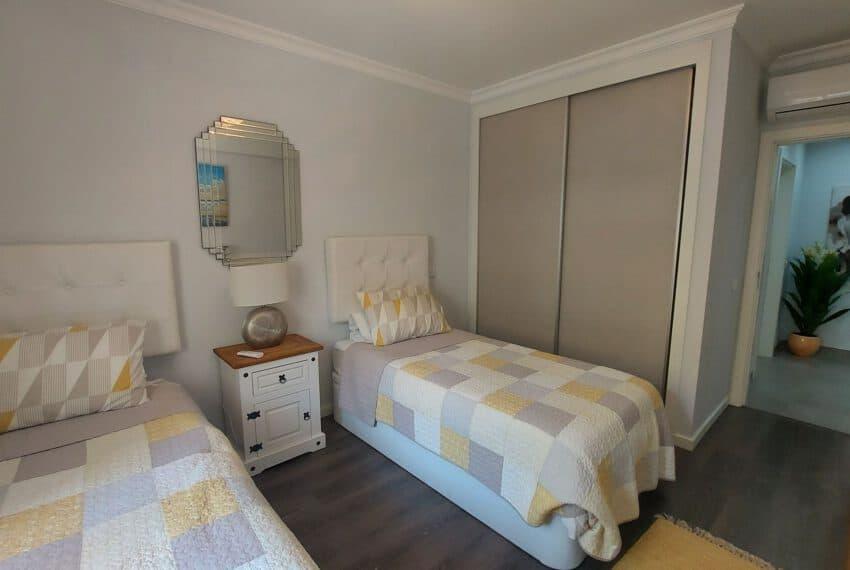 2 bedroom apartment with backyard Tavira center beach Gold East Algarve (17)