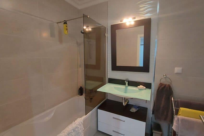 2 bedroom apartment with backyard Tavira center beach Gold East Algarve (18)