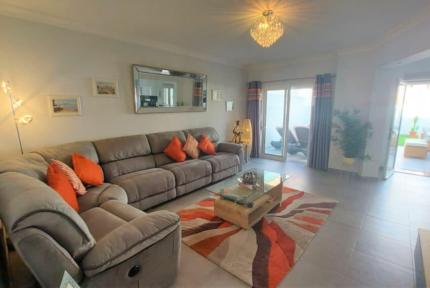 2 bedroom apartment with backyard Tavira center beach Gold East Algarve (21)