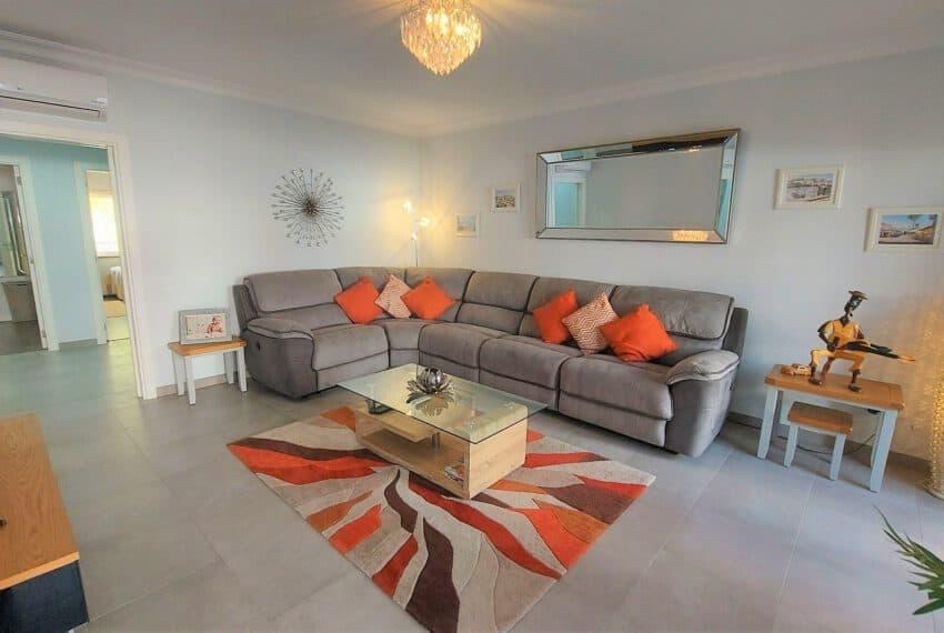 2 bedroom apartment with backyard Tavira center beach Gold East Algarve (22)