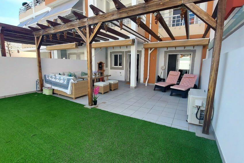 2 bedroom apartment with backyard Tavira center beach Gold East Algarve (5)
