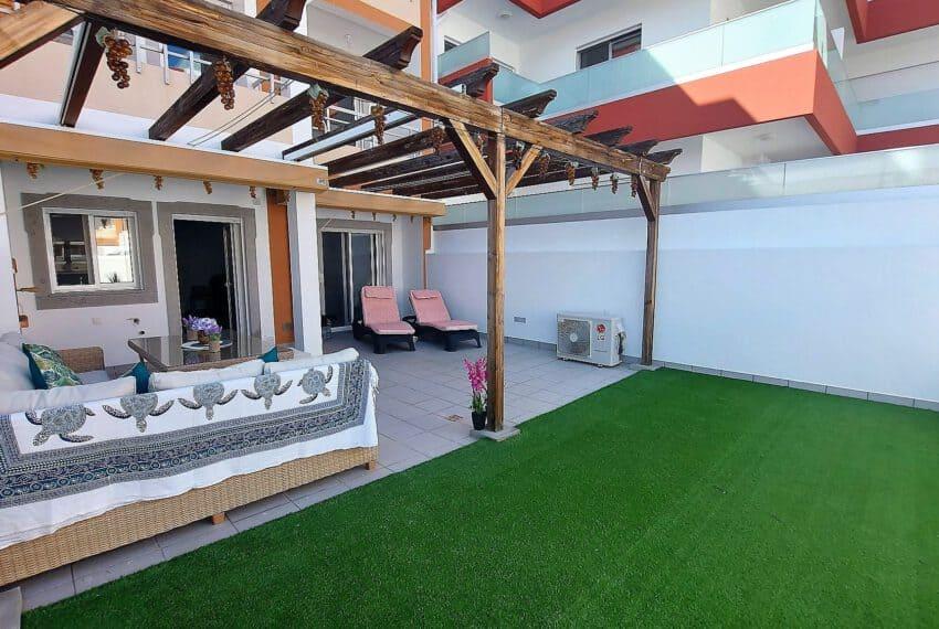 2 bedroom apartment with backyard Tavira center beach Gold East Algarve (6)
