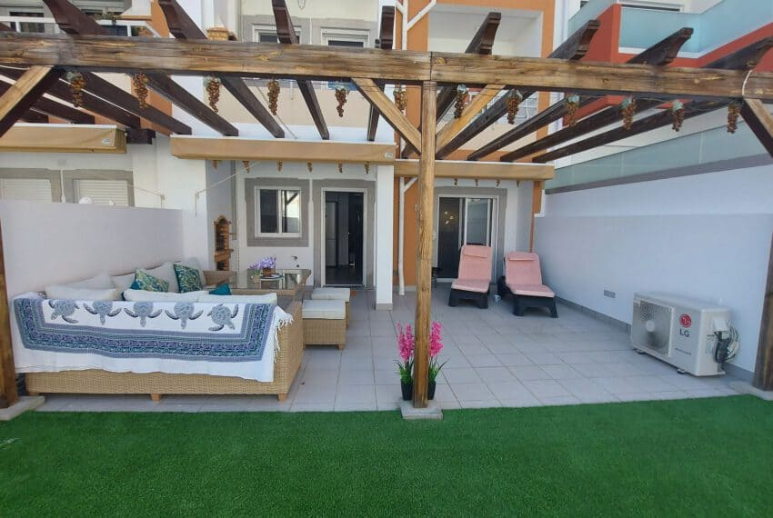 2 bedroom apartment with backyard Tavira center beach Gold East Algarve (7)