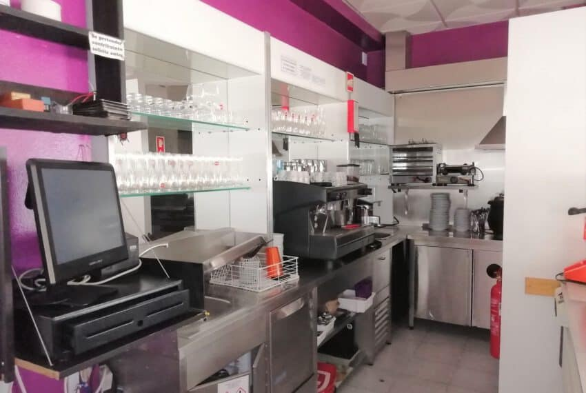 snackbar Manta Rota beach Algarve restaurante business opportunity (9)