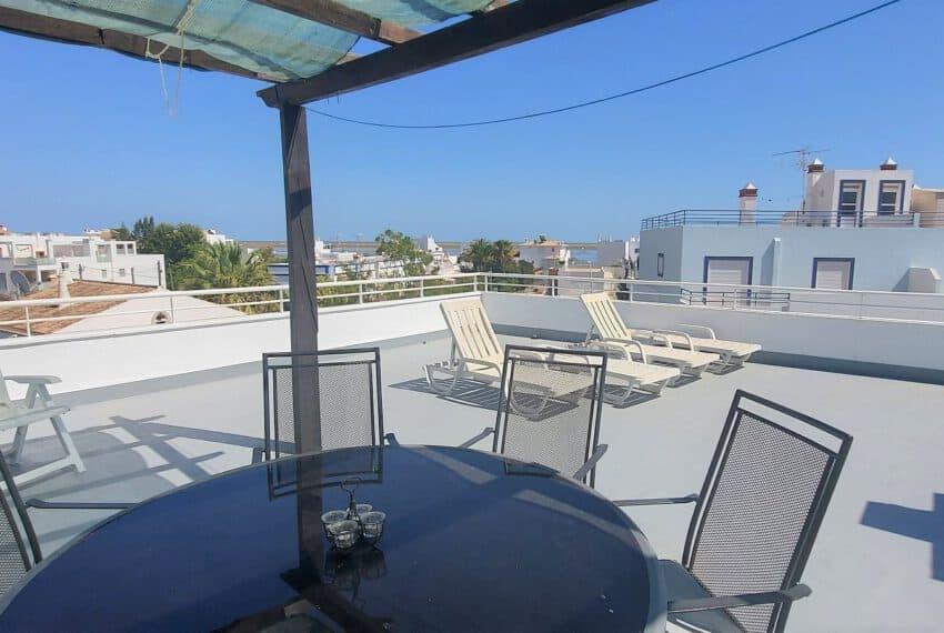 T2 top floor apartment Santa Luzia Tavira East Algarve beach golf pool (13)