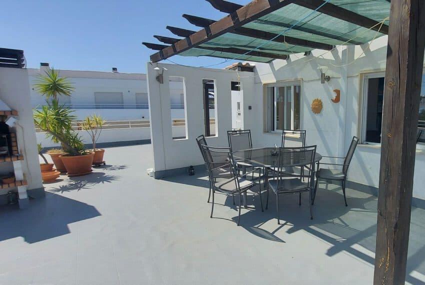T2 top floor apartment Santa Luzia Tavira East Algarve beach golf pool (18)