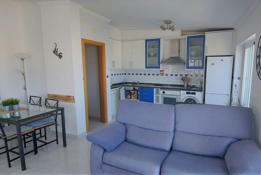 T2 top floor apartment Santa Luzia Tavira East Algarve beach golf pool (2)