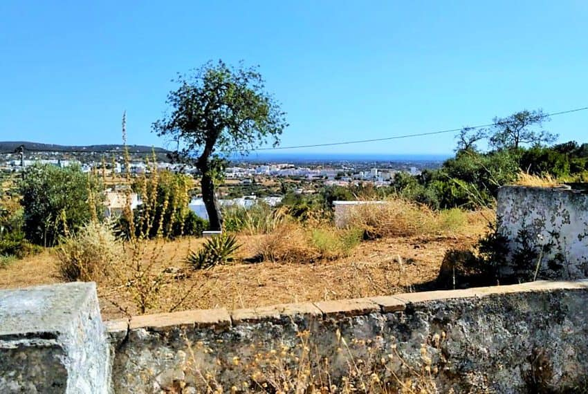 land with old house Loule Algarve beach golf (1)