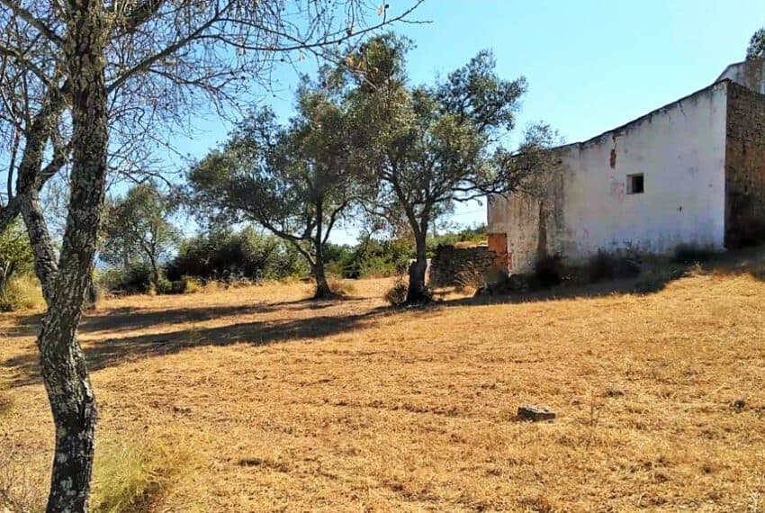 land with old house Loule Algarve beach golf (4)