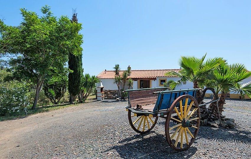 B&B Alentejo, Cercal, Pools Rural tourism eco  (132)