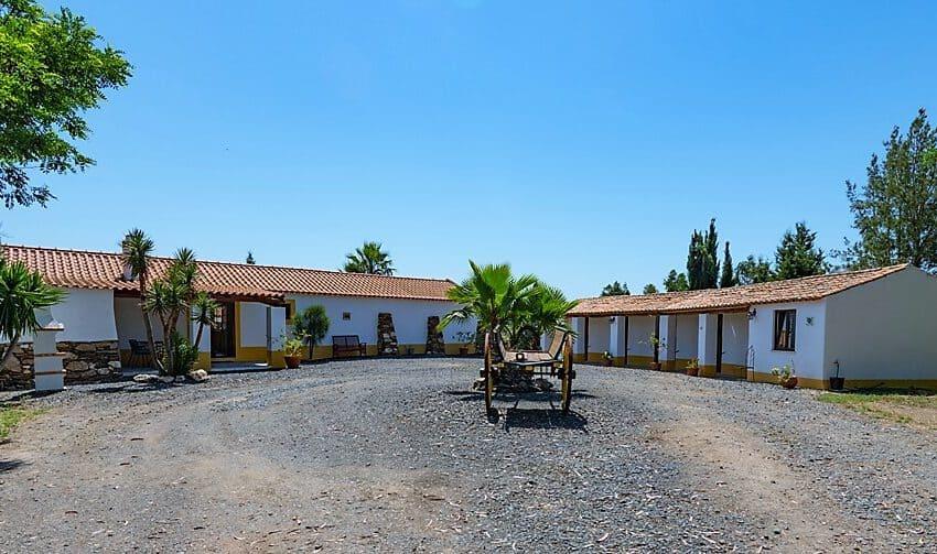 B&B Alentejo, Cercal, Pools Rural tourism eco  (133)