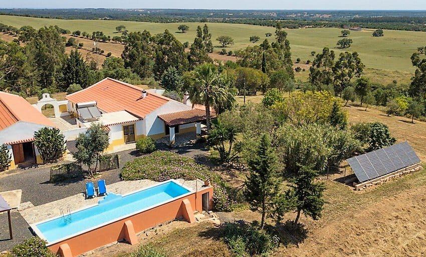 B&B Alentejo, Cercal, Pools Rural tourism eco  (18)