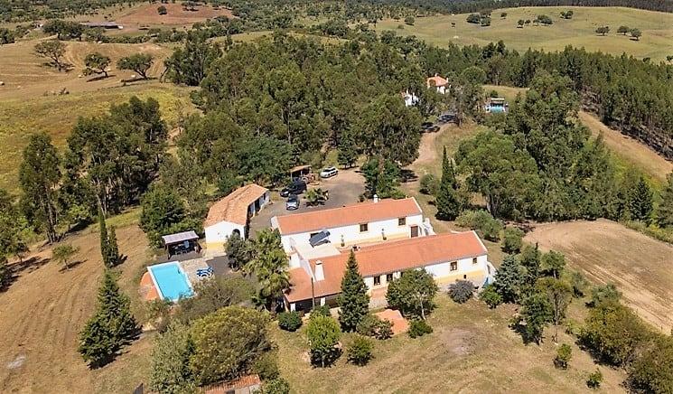 B&B Alentejo, Cercal, Pools Rural tourism eco  (22)