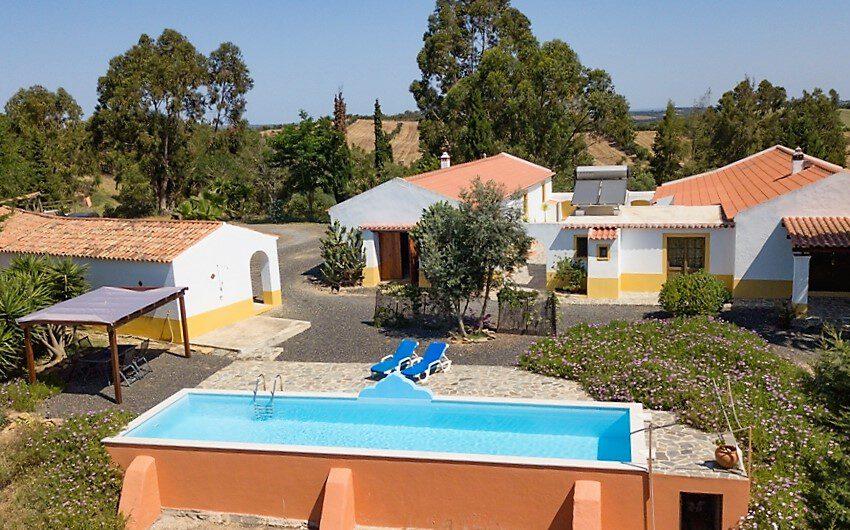 B&B Alentejo, Cercal, Pools Rural tourism eco  (39)