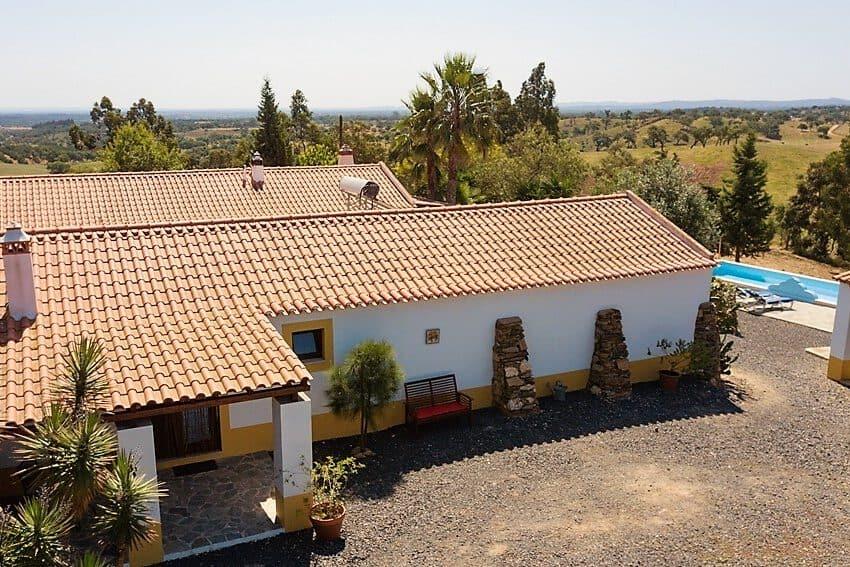 B&B Alentejo, Cercal, Pools Rural tourism eco  (48)