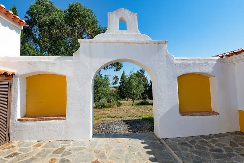 B&B Alentejo, Cercal, Pools Rural tourism eco  (76)